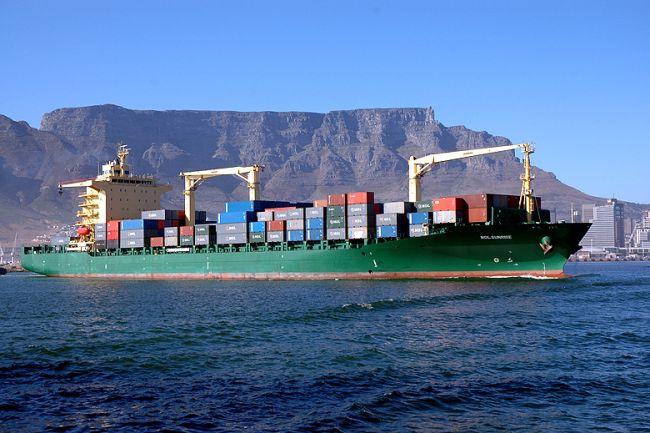Cargo Ships – part 1